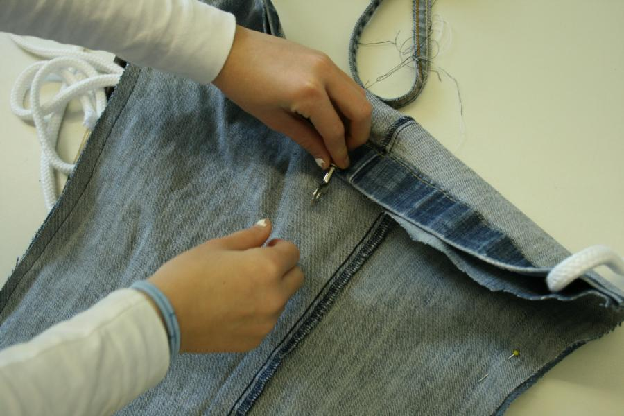 Upcycling Jeans (2)