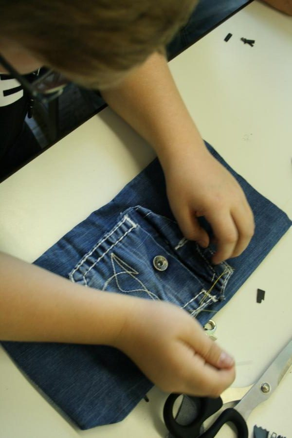 Upcycling Jeans (4)