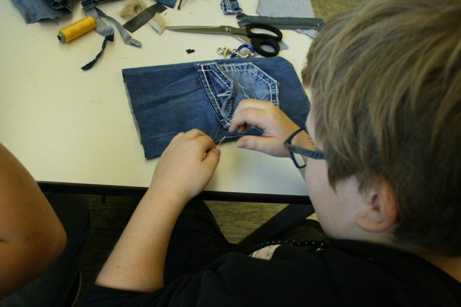 Upcycling Jeans (5)